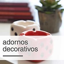 Adornos decorativos