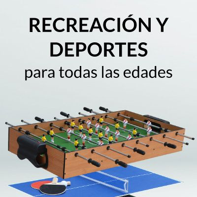 recreacion y deporte