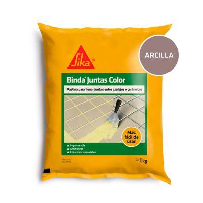 Binda Juntas  Arcilla x 1 Kg