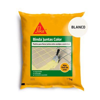 Binda para juntas blanco x 1 Kg