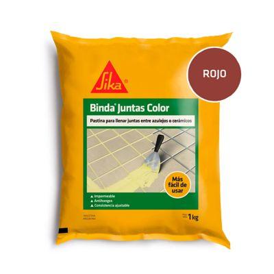 Binda juntas Rojo 1 kg