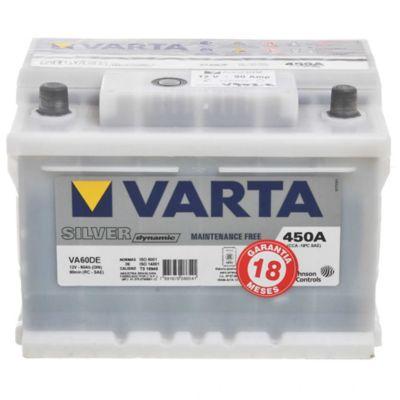 Batería 12 V 90 Amp izquierda