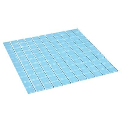 Malla Crystal Azul Pisci 29 x 29 cm
