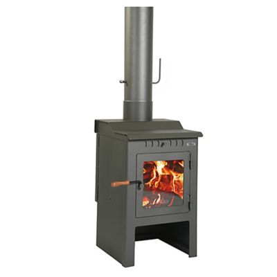 Calefactor a leña Puelo