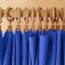 Argollas para cortina