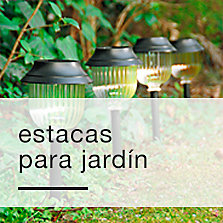 Estacas para jardín