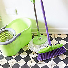 Limpiadores de piso y accesorios de limpieza