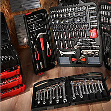 Kit de herramientas manuales