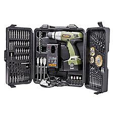 Kit de herramientas eléctricas e inalámbricas