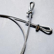 Accesorios de cadenas, sogas y cuerdas