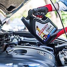 Aceites, agua y lubricantes para autos