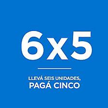 6 x 5
